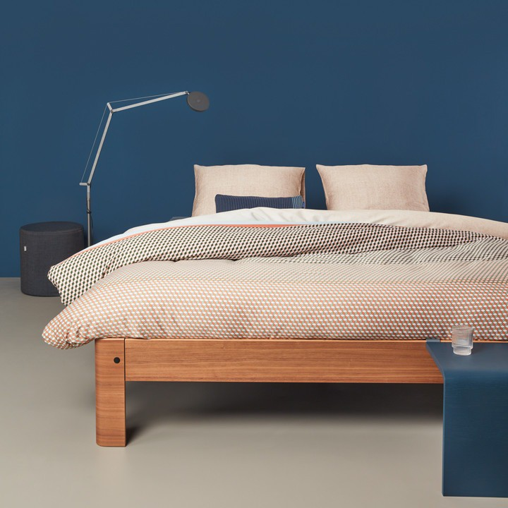Auping - Auronde bed - hout